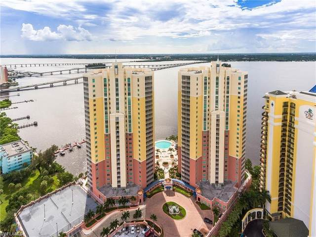 2743 1st Street #1403, Fort Myers, FL 33916 (#221016711) :: Vincent Napoleon Luxury Real Estate