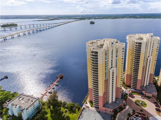 2745 1st Street #1004, Fort Myers, FL 33916 (#221016802) :: The Dellatorè Real Estate Group