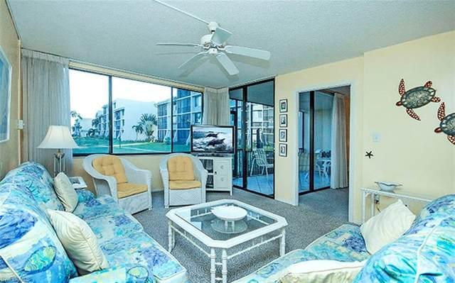 979 E Gulf Drive C351, Sanibel, FL 33957 (MLS #221016824) :: NextHome Advisors