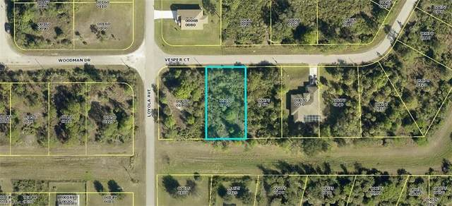 1906 Vesper Court, Lehigh Acres, FL 33972 (MLS #221016908) :: Domain Realty
