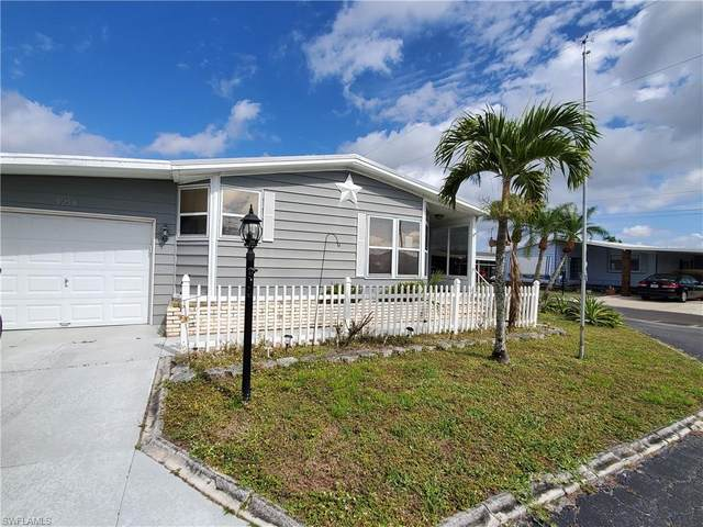 9258 Desoto Drive, North Fort Myers, FL 33903 (#221016915) :: Southwest Florida R.E. Group Inc