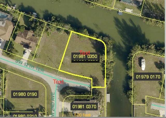 201 SW 12th Terrace, Cape Coral, FL 33991 (MLS #221016964) :: Domain Realty
