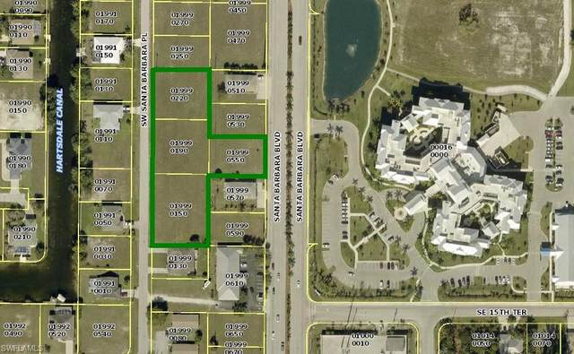 1420 Santa Barbara Boulevard, Cape Coral, FL 33991 (MLS #221016997) :: Domain Realty