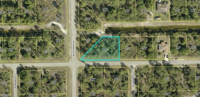 1011 Binkley Street E, Lehigh Acres, FL 33974 (MLS #221017003) :: RE/MAX Realty Group