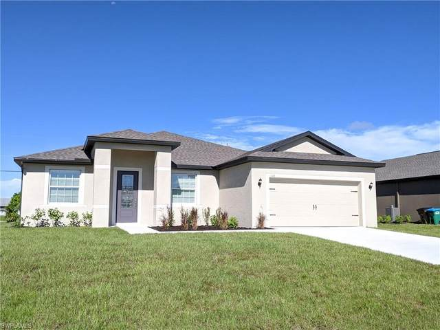 122 NE 10th Place, Cape Coral, FL 33909 (MLS #221017073) :: Domain Realty