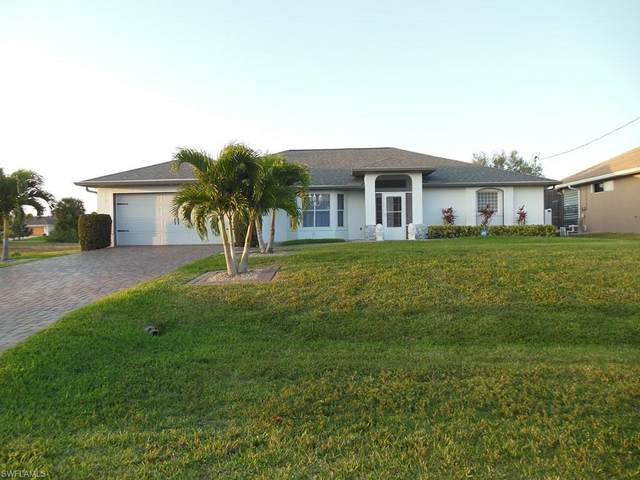 2605 NW 21st Terrace, Cape Coral, FL 33993 (MLS #221017123) :: Dalton Wade Real Estate Group