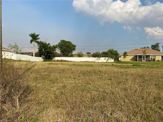 913 NE 4th Place, Cape Coral, FL 33909 (MLS #221017178) :: Domain Realty