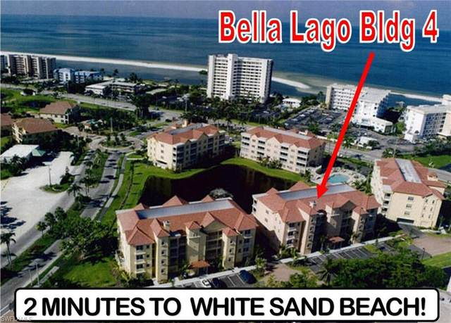 7411 Bella Lago Drive 441 PENTHOUSE, Fort Myers Beach, FL 33931 (MLS #221017191) :: The Naples Beach And Homes Team/MVP Realty