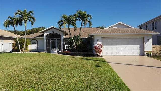 2305 SW 53rd Terrace, Cape Coral, FL 33914 (MLS #221017232) :: Coastal Luxe Group Brokered by EXP