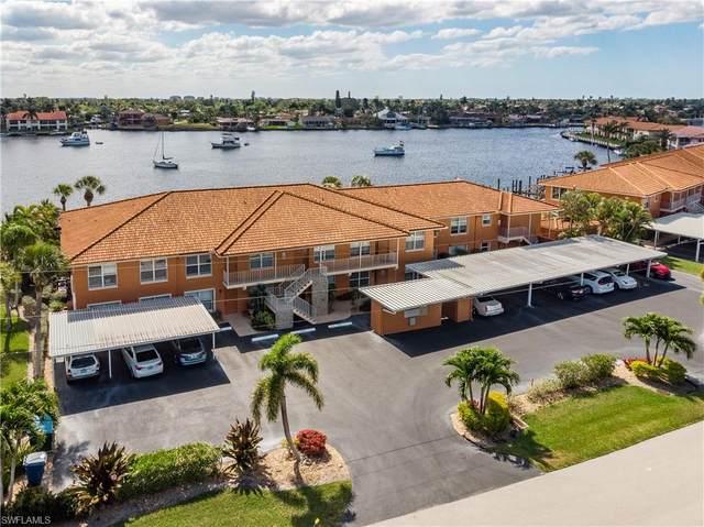 444 Tudor Drive 2B, Cape Coral, FL 33904 (MLS #221017234) :: Medway Realty