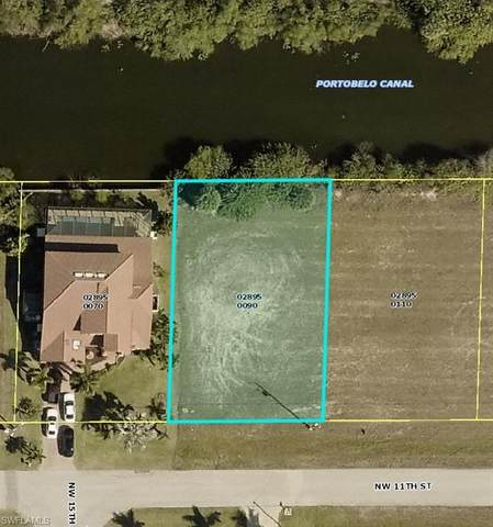 1427 NW 11th Street, Cape Coral, FL 33993 (MLS #221017307) :: RE/MAX Realty Group