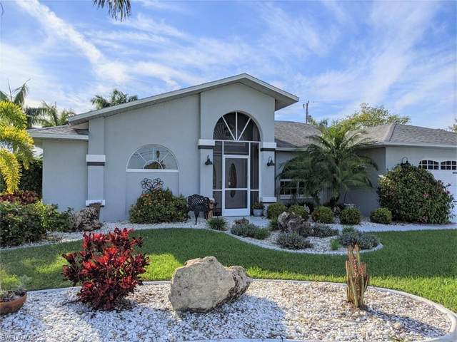 3410 E Country Club Boulevard, Cape Coral, FL 33904 (MLS #221017315) :: The Naples Beach And Homes Team/MVP Realty