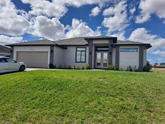 1426 NE 5th Avenue, Cape Coral, FL 33909 (MLS #221017351) :: Domain Realty
