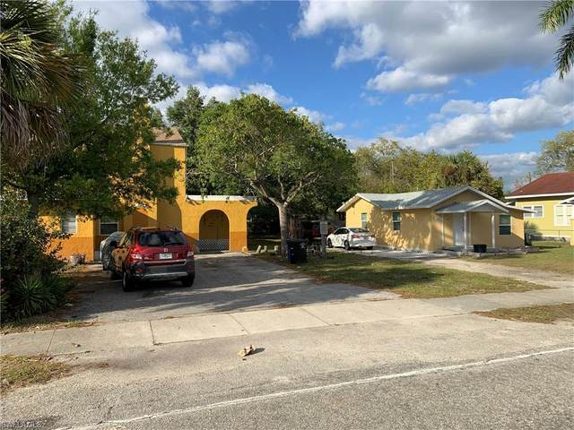 2055 Canal Street, Fort Myers, FL 33901 (#221017485) :: The Dellatorè Real Estate Group