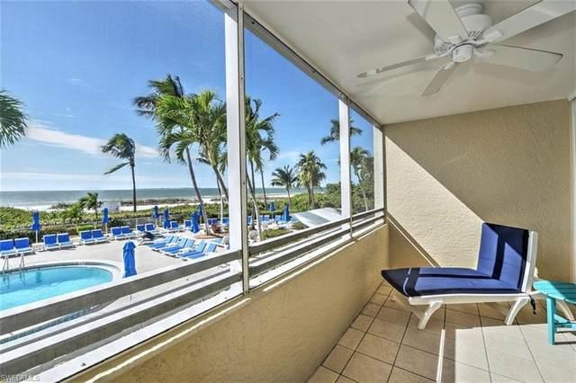 140 Estero Boulevard #2105, Fort Myers Beach, FL 33931 (#221017492) :: We Talk SWFL