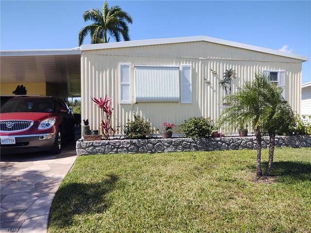 206 Sun Circle W #206, Fort Myers, FL 33905 (MLS #221017697) :: NextHome Advisors