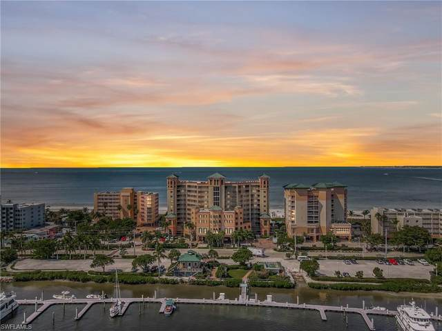 200 Estero Boulevard #609, Fort Myers Beach, FL 33931 (MLS #221017729) :: RE/MAX Realty Group