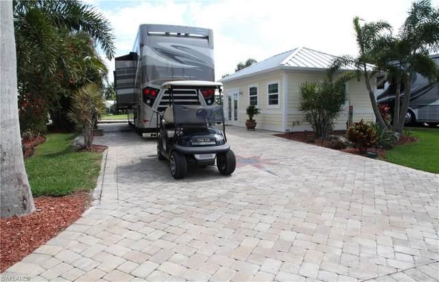 Lot 159 3128 E Riverbend Resort Boulevard, Labelle, FL 33935 (#221017753) :: MVP Realty