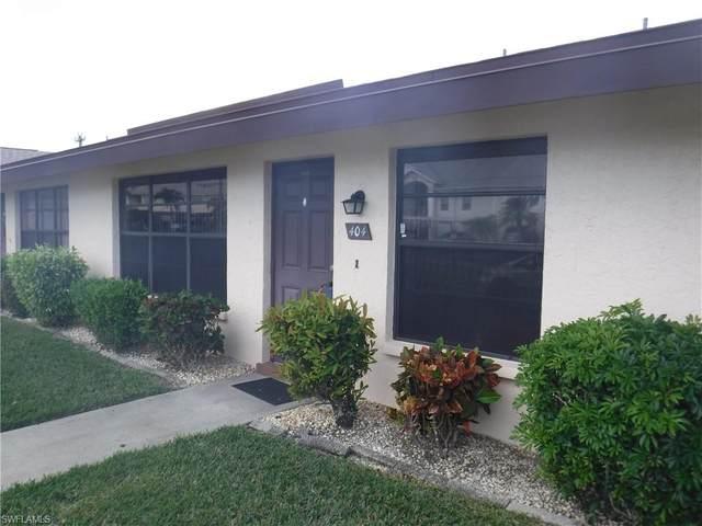 3928 SE 11th Place #404, Cape Coral, FL 33904 (#221018100) :: Jason Schiering, PA