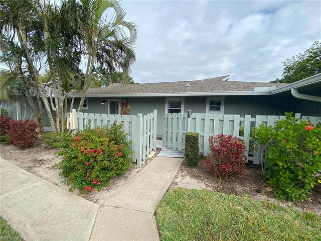 4255 Island Circle #4, Fort Myers, FL 33919 (MLS #221018656) :: Tom Sells More SWFL | MVP Realty