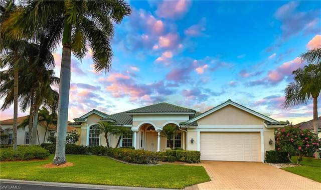 9160 Cherry Hill Court, Fort Myers, FL 33908 (MLS #221018691) :: #1 Real Estate Services
