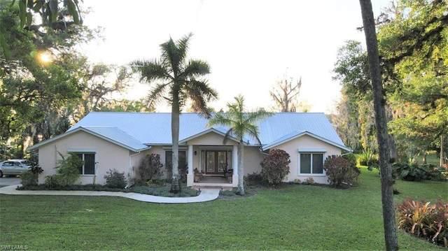 703 Live Oak Lane, Labelle, FL 33935 (MLS #221018817) :: Realty World J. Pavich Real Estate