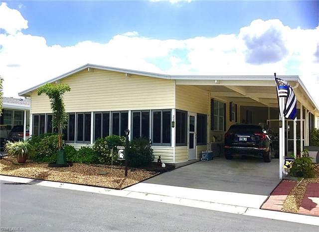 15550 Burnt Store Road #27, Punta Gorda, FL 33955 (MLS #221018886) :: NextHome Advisors