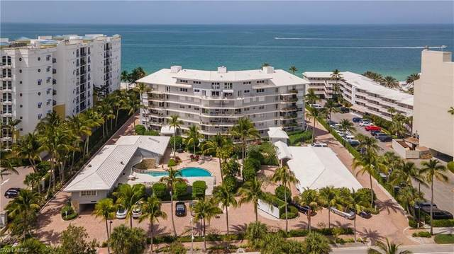 1851 Gulf Shore Boulevard N #602, Naples, FL 34102 (MLS #221018962) :: Wentworth Realty Group