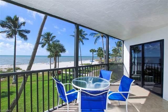 2445 W Gulf Drive E24, Sanibel, FL 33957 (MLS #221019090) :: Clausen Properties, Inc.