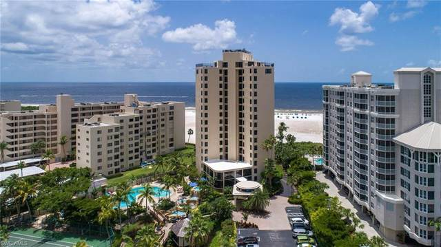6640 Estero Boulevard #303, Fort Myers Beach, FL 33931 (MLS #221019134) :: Medway Realty