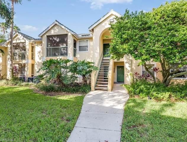 12540 Equestrian Circle #506, Fort Myers, FL 33907 (MLS #221019176) :: Clausen Properties, Inc.