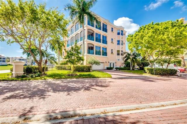 14350 Harbour Landings Drive 9B, Fort Myers, FL 33908 (MLS #221019187) :: Waterfront Realty Group, INC.