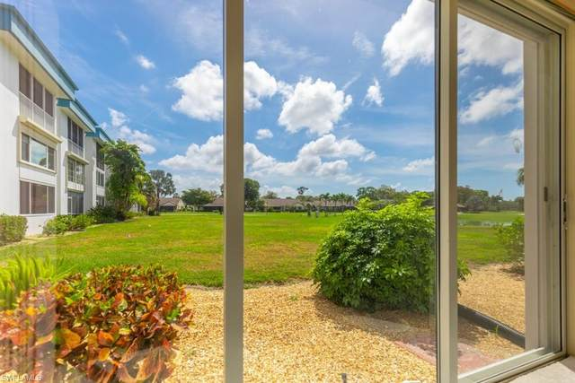 1700 Pine Valley Drive #119, Fort Myers, FL 33907 (MLS #221019492) :: Realty World J. Pavich Real Estate