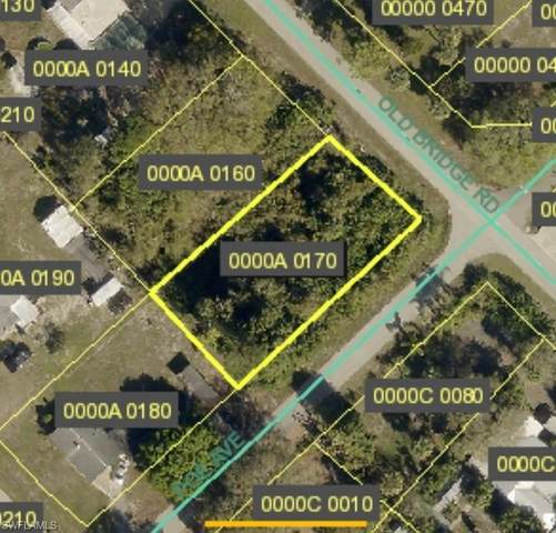 1237 Old Bridge Road, North Fort Myers, FL 33917 (MLS #221019503) :: Waterfront Realty Group, INC.