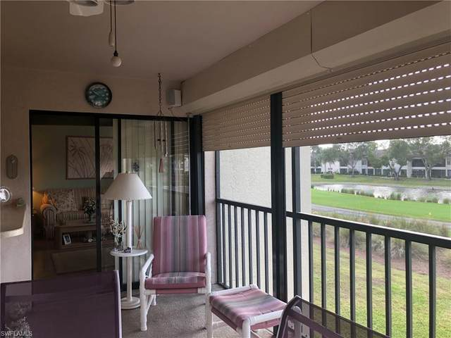 5690 Trailwinds Drive #624, Fort Myers, FL 33907 (MLS #221019614) :: Waterfront Realty Group, INC.