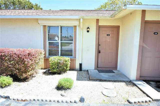 3417 SW Santa Barbara Place #114, Cape Coral, FL 33914 (MLS #221020339) :: Florida Homestar Team