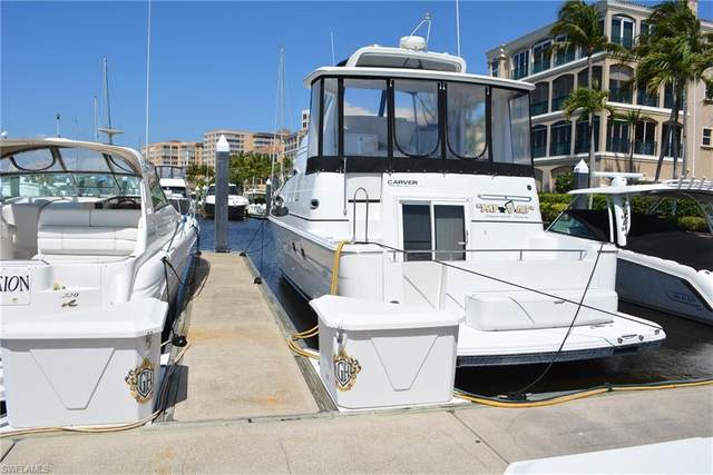 48 Ft. Boat Slip At Gulf Harbour F-2, Fort Myers, FL 33908 (#221020677) :: Caine Luxury Team