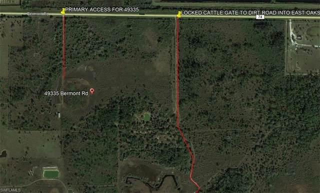 49335 Bermont Road, Punta Gorda, FL 33982 (MLS #221020696) :: Clausen Properties, Inc.