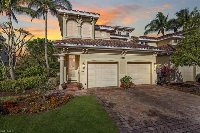5610 Cape Harbour Drive #201, Cape Coral, FL 33914 (MLS #221021007) :: Domain Realty