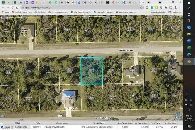 1072/1074 Jaguar Boulevard, Lehigh Acres, FL 33974 (#221021129) :: Southwest Florida R.E. Group Inc