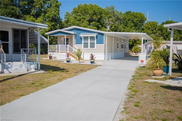 235 Shrub Lane N, North Fort Myers, FL 33917 (MLS #221021260) :: NextHome Advisors