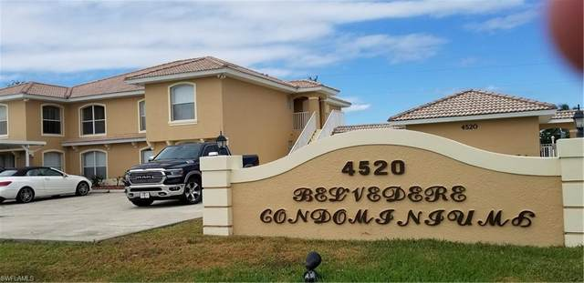 4520 Skyline Boulevard #104, Cape Coral, FL 33914 (MLS #221021262) :: Florida Homestar Team
