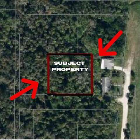 N Bridge Street, Labelle, FL 33935 (MLS #221021373) :: RE/MAX Realty Group