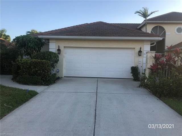 2152 Paget Circle #1.42, Naples, FL 34112 (MLS #221021781) :: #1 Real Estate Services