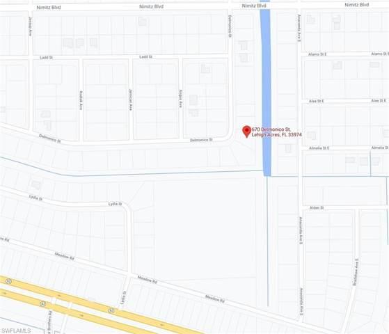670 Delmonico Street, Lehigh Acres, FL 33974 (MLS #221021953) :: RE/MAX Realty Group