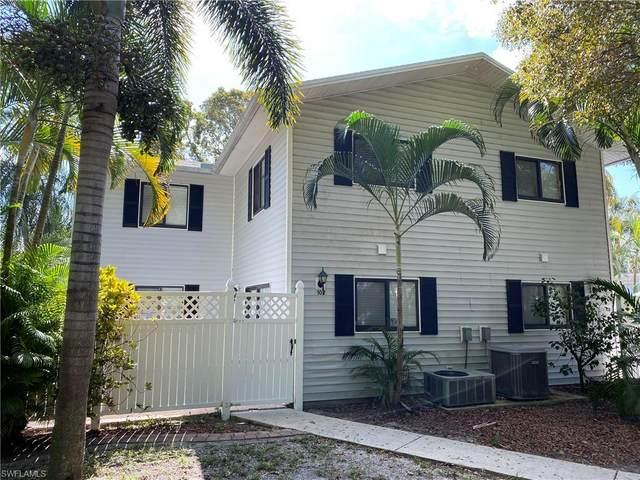 7738 Tamara Lee Court #102, Fort Myers, FL 33907 (MLS #221021975) :: Florida Homestar Team