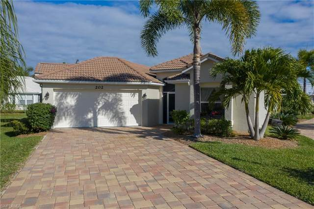 202 Big Pine Lane, Punta Gorda, FL 33955 (MLS #221022200) :: Premiere Plus Realty Co.