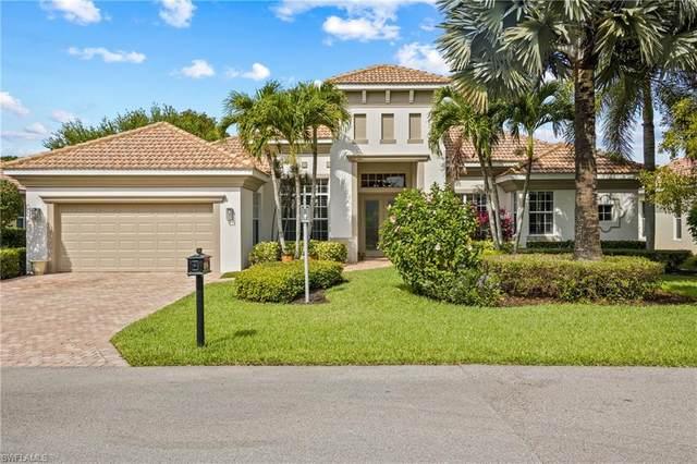 25110 Divot Drive, Bonita Springs, FL 34135 (MLS #221022285) :: Domain Realty