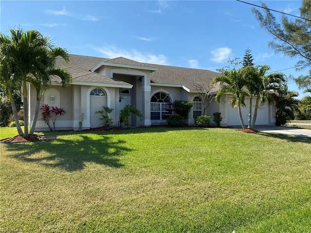 3708 SW 19th Avenue, Cape Coral, FL 33914 (MLS #221022384) :: Premiere Plus Realty Co.