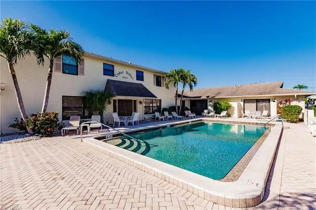 4822 Tudor Drive G, Cape Coral, FL 33904 (MLS #221022724) :: RE/MAX Realty Group